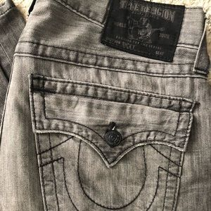 Men's True Religion Jeans Size 32